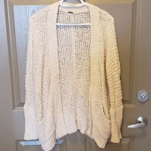 Slouchy Oversized Free People Cardigan